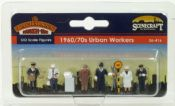 Bachmann 36416 1960/70s Urban Workers